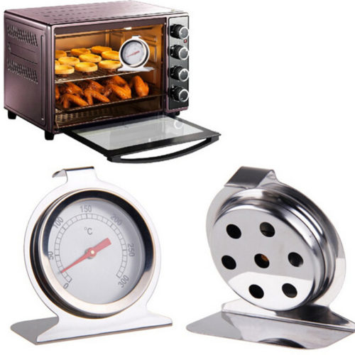 Stainless Steel Classic Oven Dial Thermometer