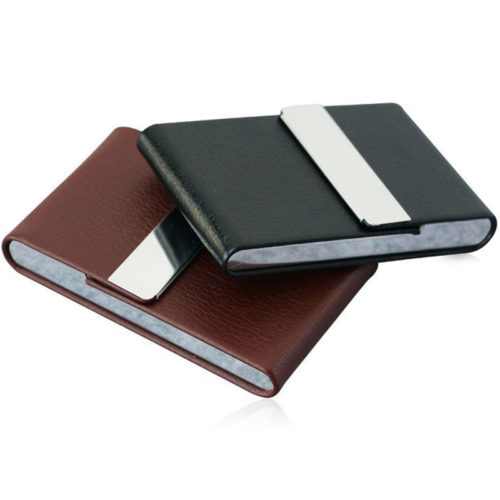 Aluminum Tobacco Cigarette Holder Smoking Case