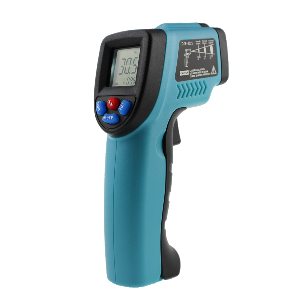 Non Contact Infrared Digital Thermometer Laser Point Gun