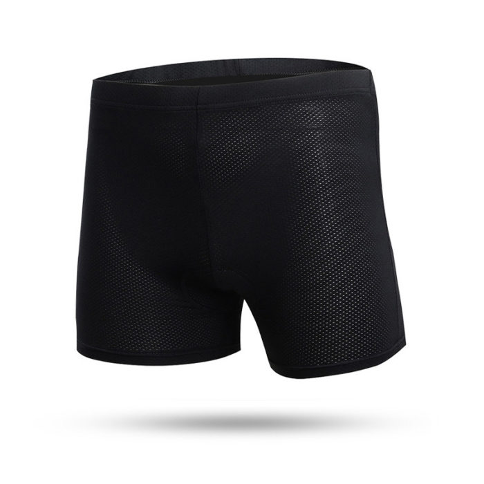Men 3D Sponge Gel Padded Cycling Shorts