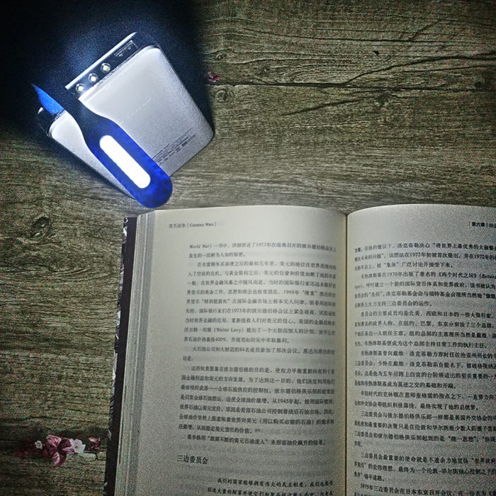 Portable Mini Book Reading Light Small Led Touch light