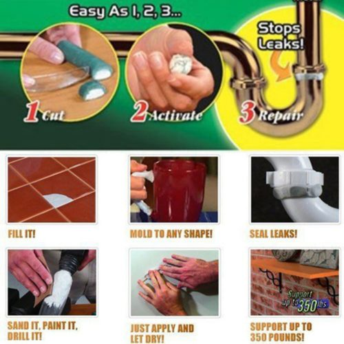 Magic Repair Epoxy (Set of 2)