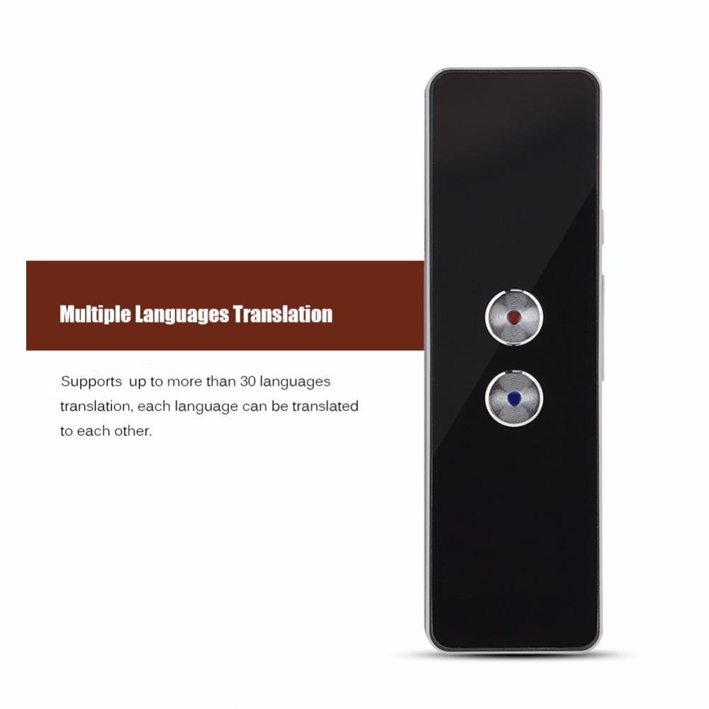 30 Languages Smart Voice Translator