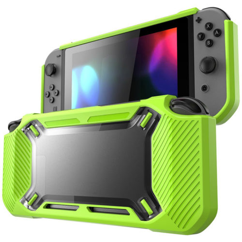 Nintendo Switch Protective Rubber Cover