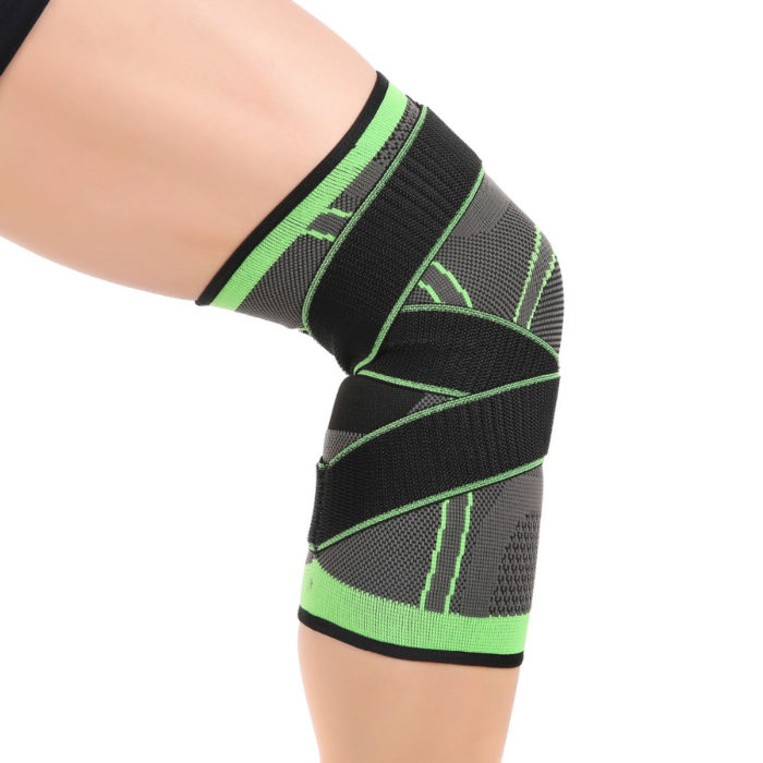 Sports Compression Fitness Pad Knee Support