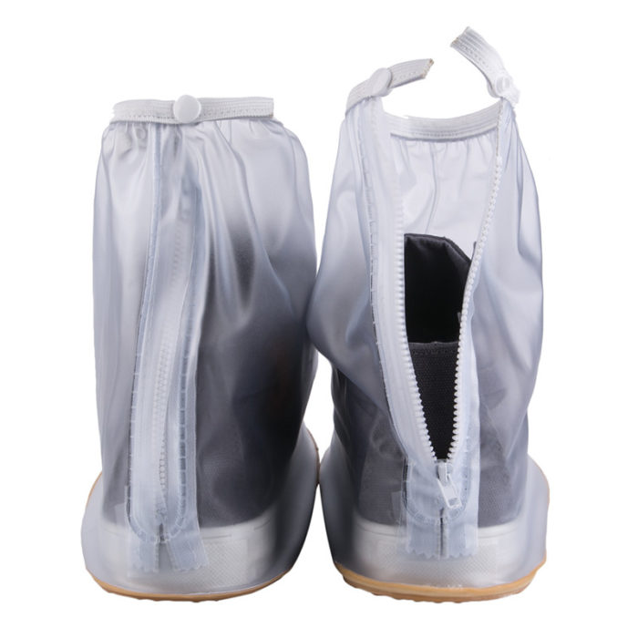 Rain Waterproof Flat Ankle Boots Shoe Cover