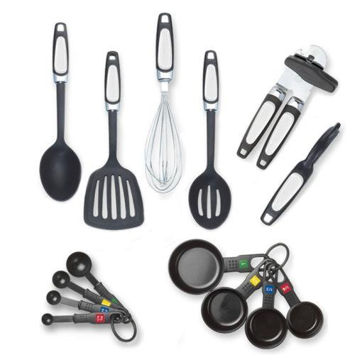 Complete Set of Kitchen Gadgets (Set of 14)