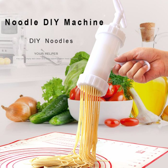 Pasta Maker Noodle Machine Kitchen Set