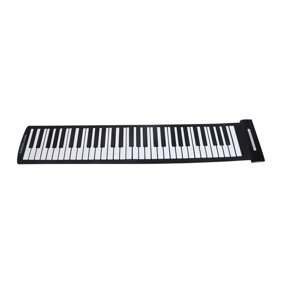 Portable Piano Roll Up 88 Key Keyboard Life Changing Products