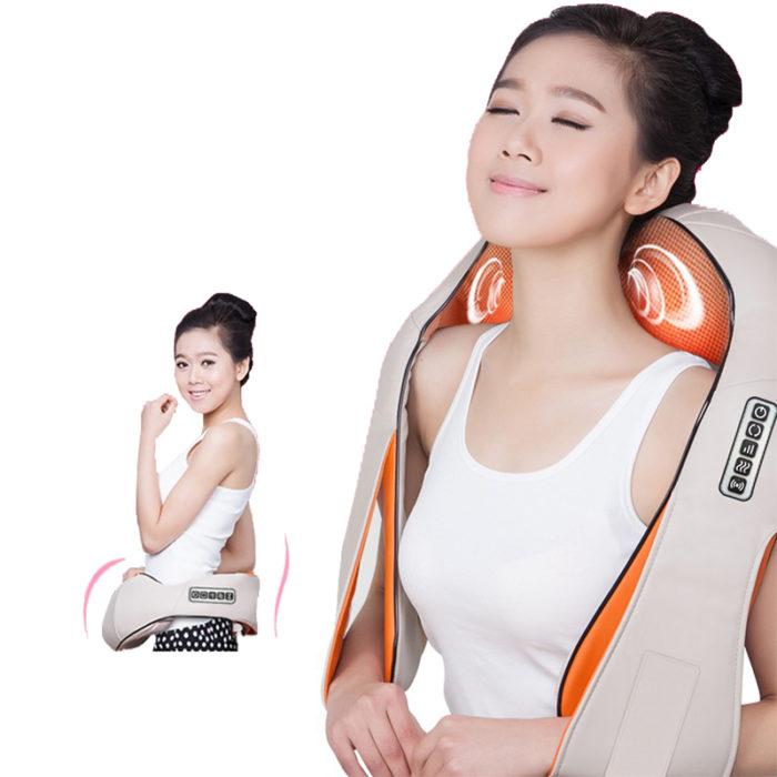 Body Massage Neck Back Massager
