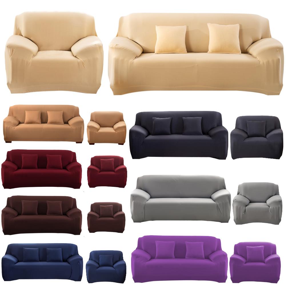 Soft Sofa Slipcovers Covers Flexible