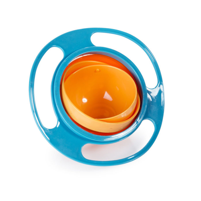 Baby Food Container Storage Bowl