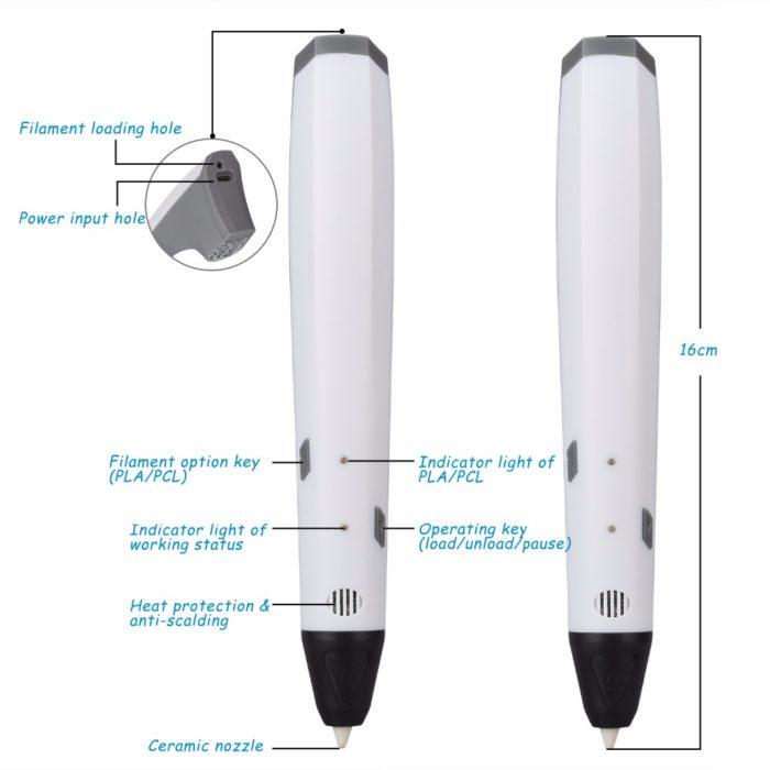 3D Pen 3D Printing Pen