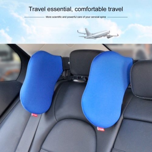 Car Seat Headrest Travel Neck Pillow