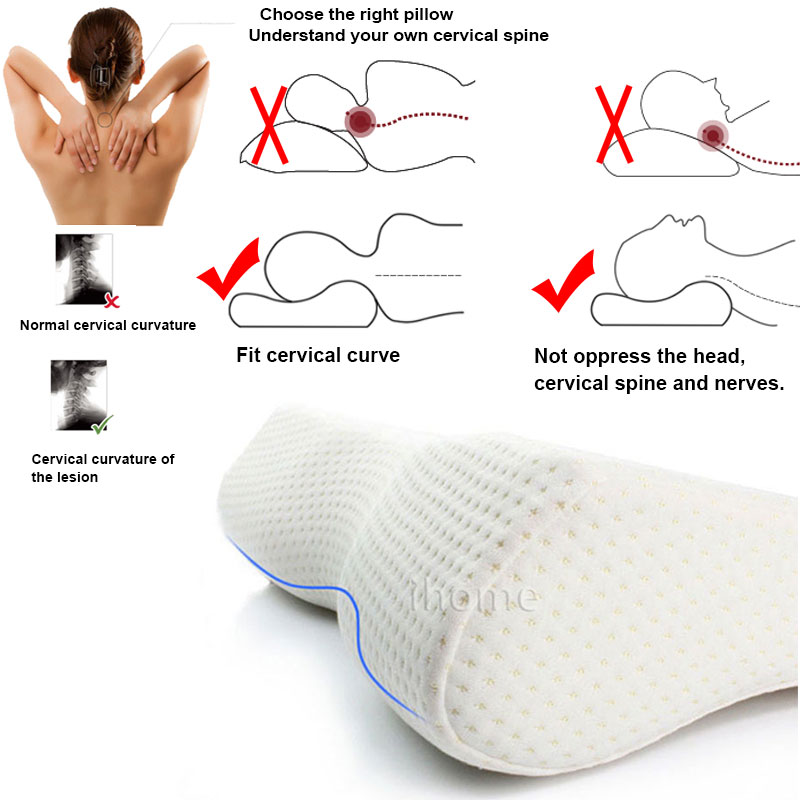 Bio Magnetic Therapeutic Pillow Life