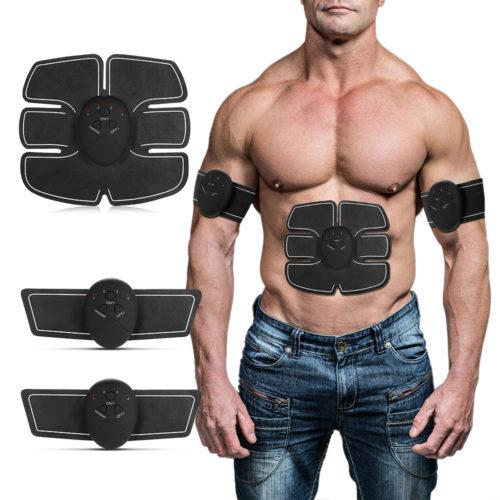 Electronic Muscle Tens Machine Stimulator