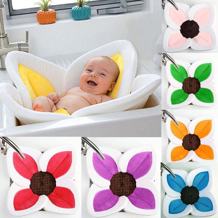 Baby Bath Seat Flower