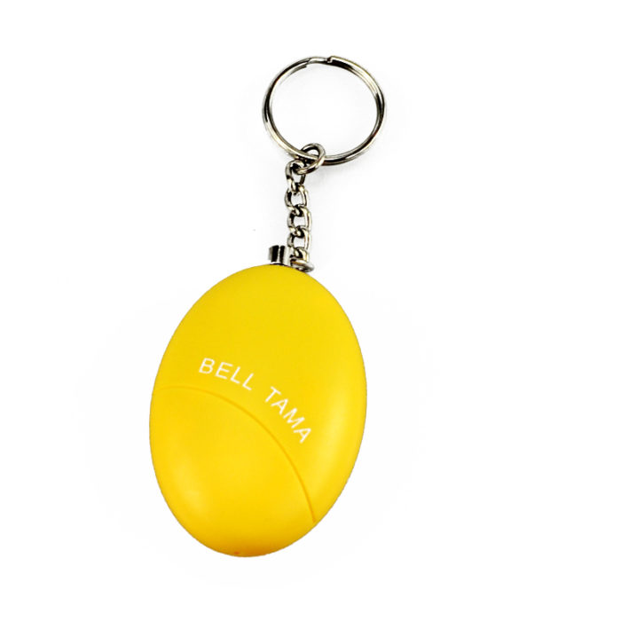 Personal Panic Alarm System Keychains