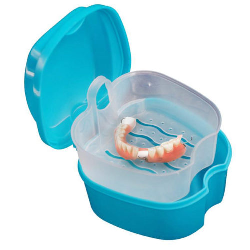 Denture Case Storage Box