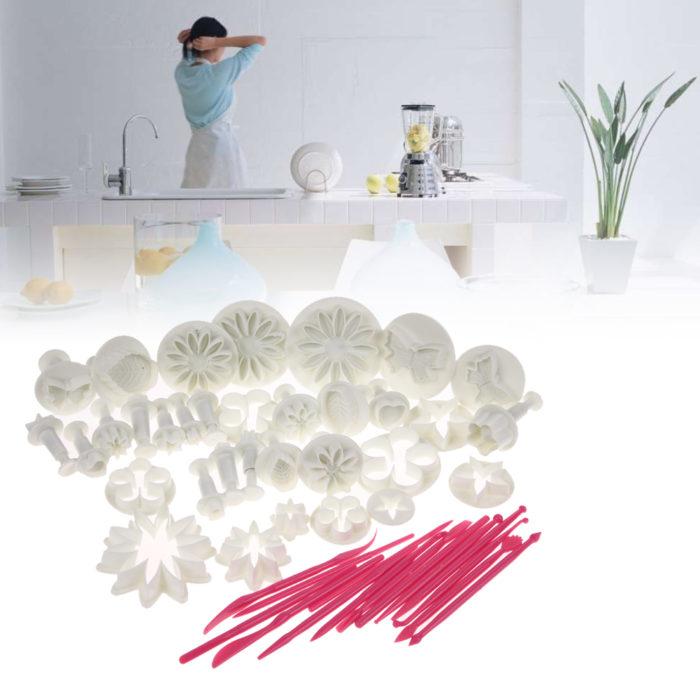 Cake Baking Silicone Molds Set