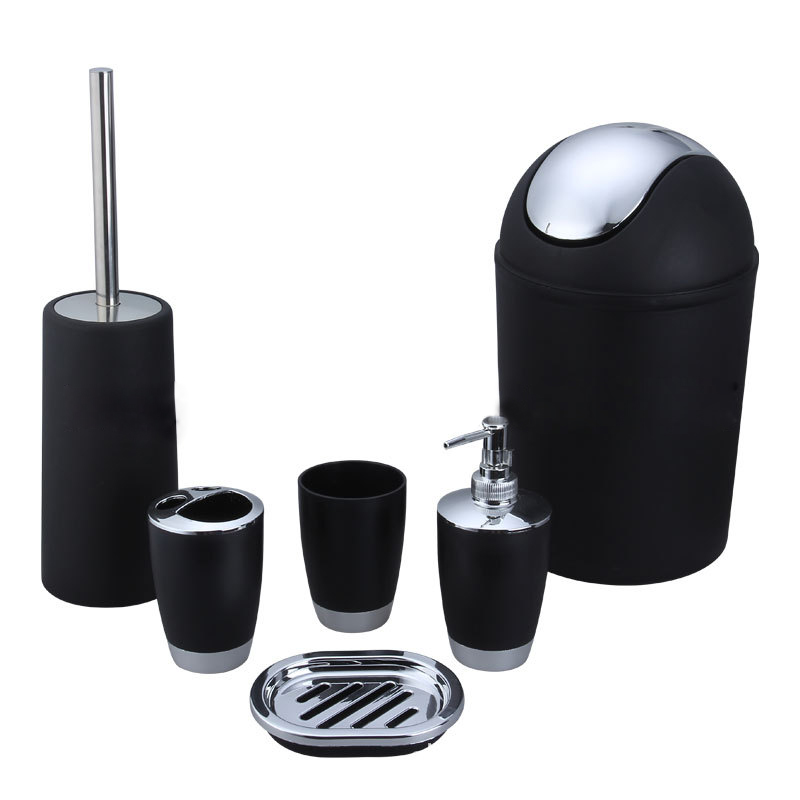 Elegant Bathroom Accessories Cheap: Bathroom Accessories Set Elegant Stylish Decorative Set