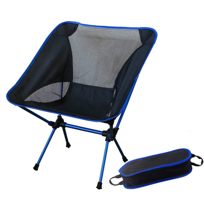 Portable Metal folding Camping Chair