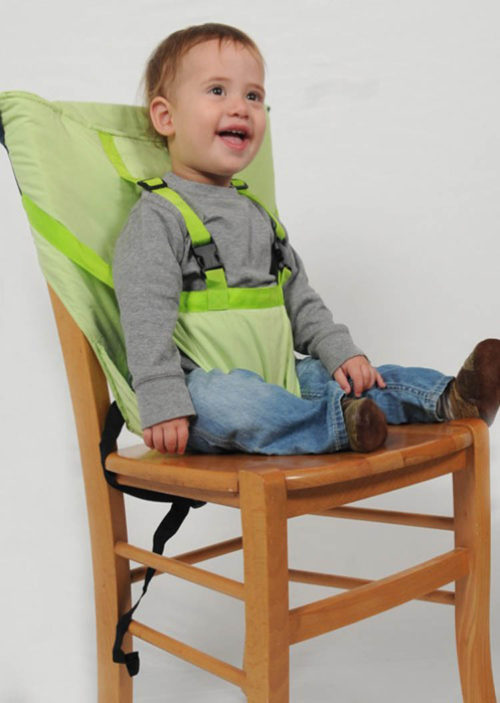 Baby High Chair Seat Safety Strap