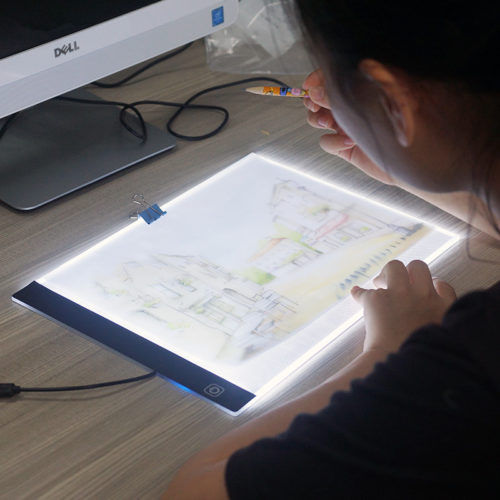 LED Drawing Board