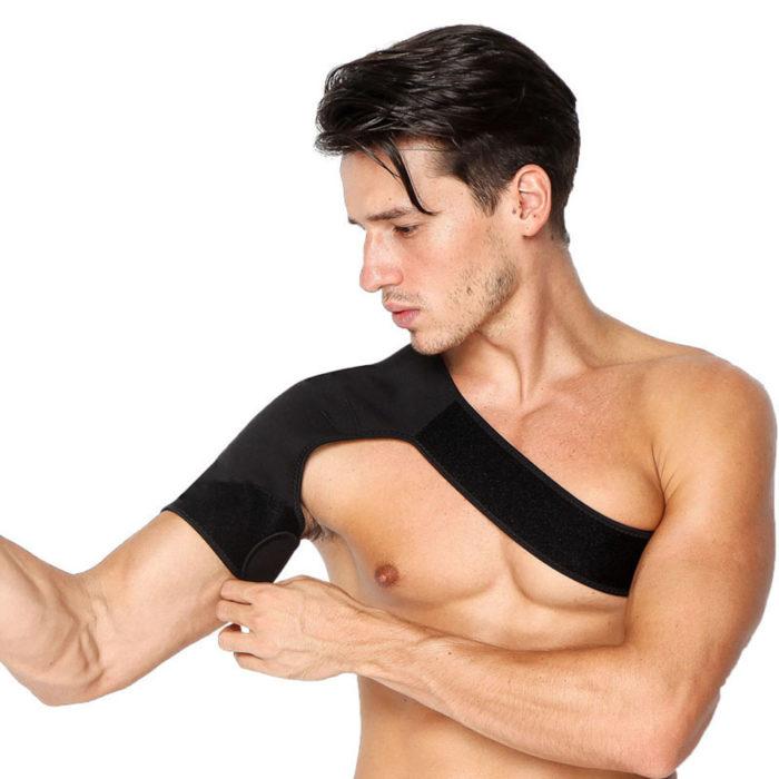Elastic Bandage Shoulder Supports