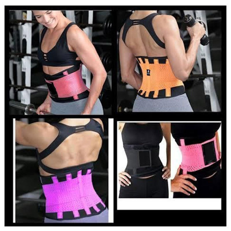 4c444064f8 Waist Trainer for Men and Women Fitness Workout Shapewear