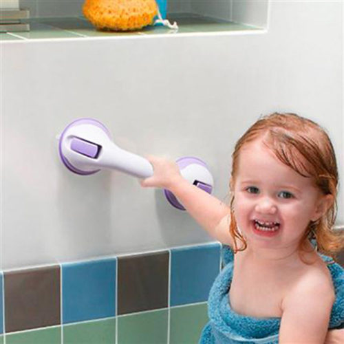 Suction Shower Grab Bars