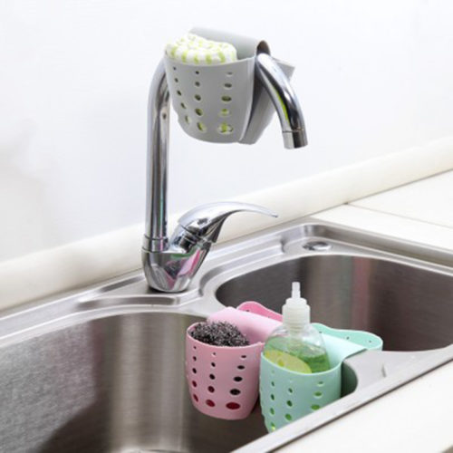 Kitchen Sink Hanging Storage Organizer