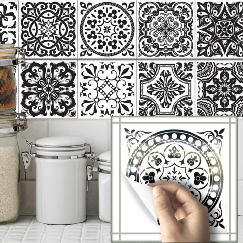 Tile Stickers and Wall Decals