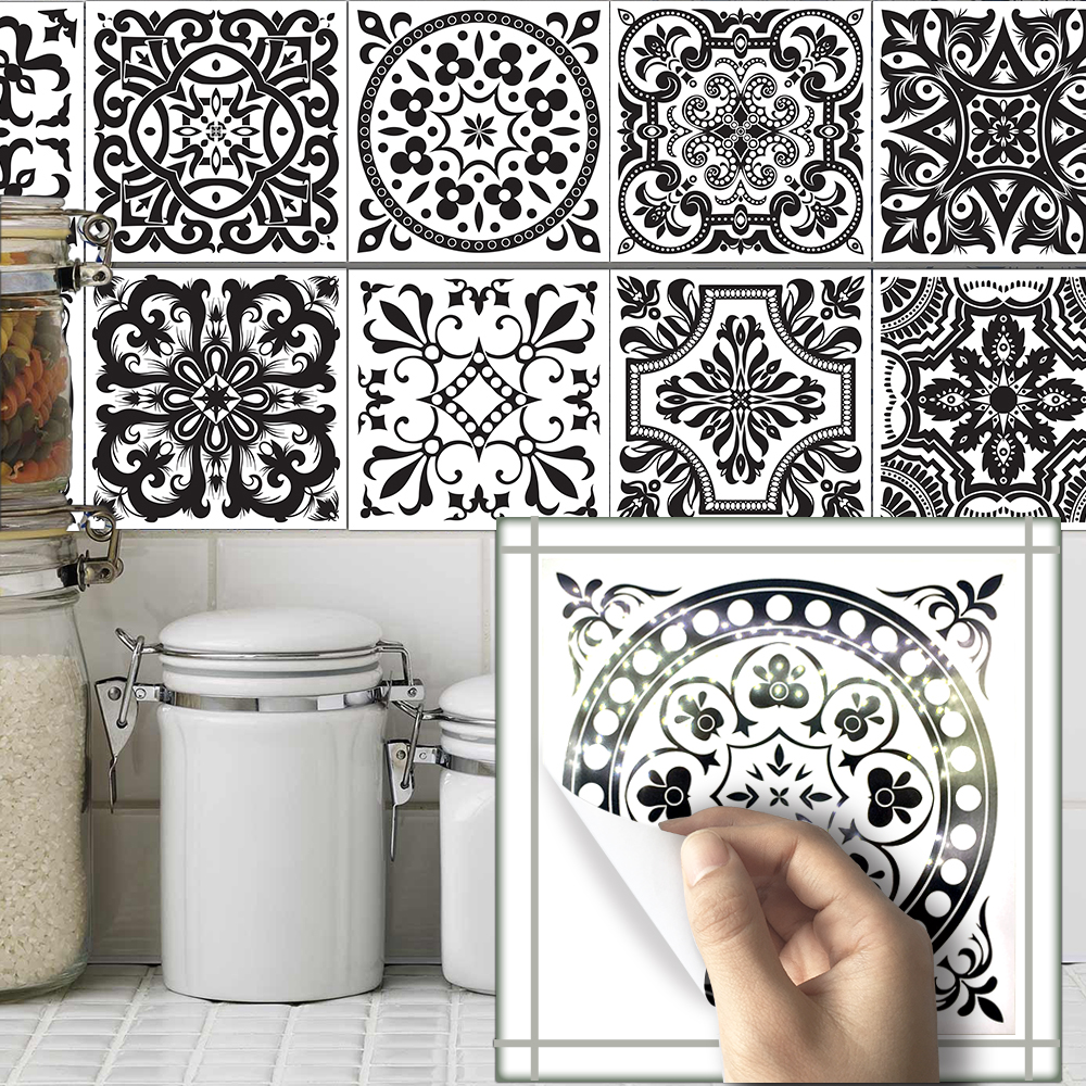 Bathroom Wall Decals And Tile Stickers