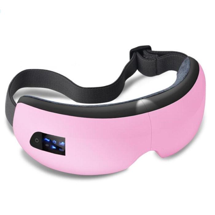 Wireless Eye Massager with Heat Compression