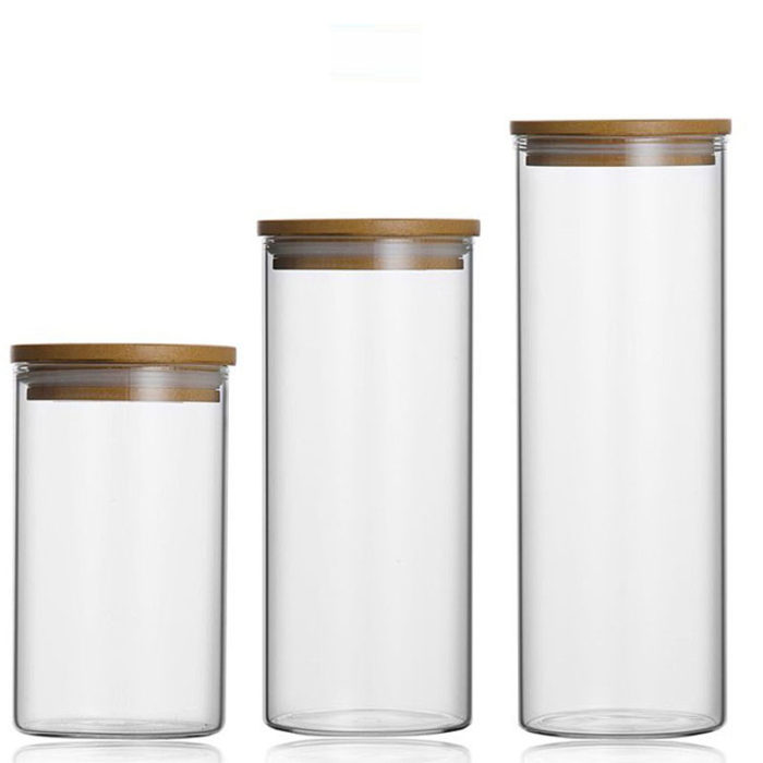 Glass Containers Food Storage Containers