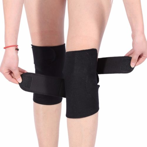 Self Heating Magnetic Healing Knee Pads