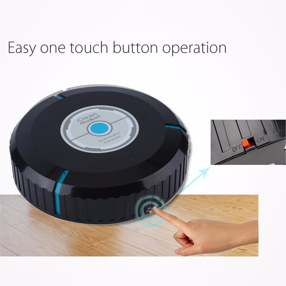 Robotic Floor Mop And Vacuum Cleaner Life Changing Products