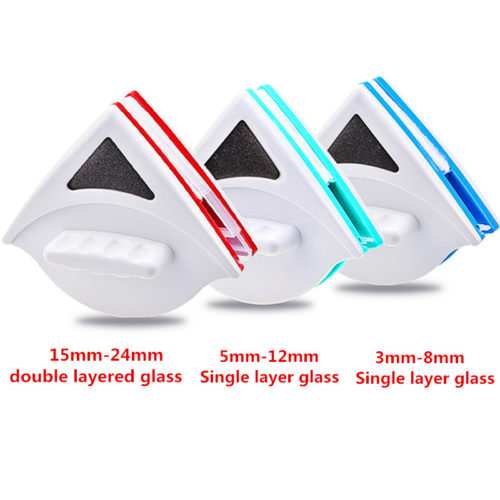 Magnetic Outdoor Window Glass Cleaner Tool