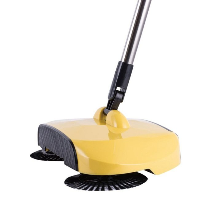 Floor Cleaning Sweeper Machine