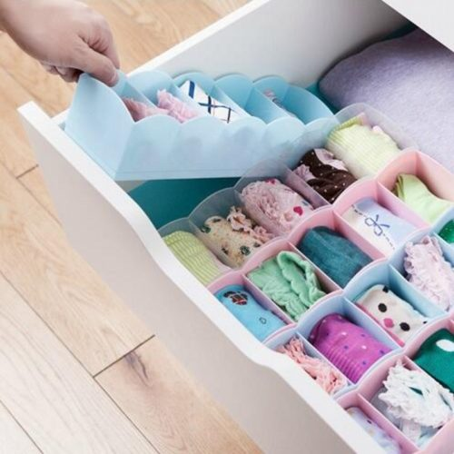 Multifunctional Storage Organizer Box