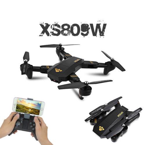 Mini Foldable Selfie Drone