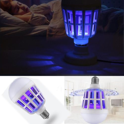 Electric Mosquito Control LED Light Bulb