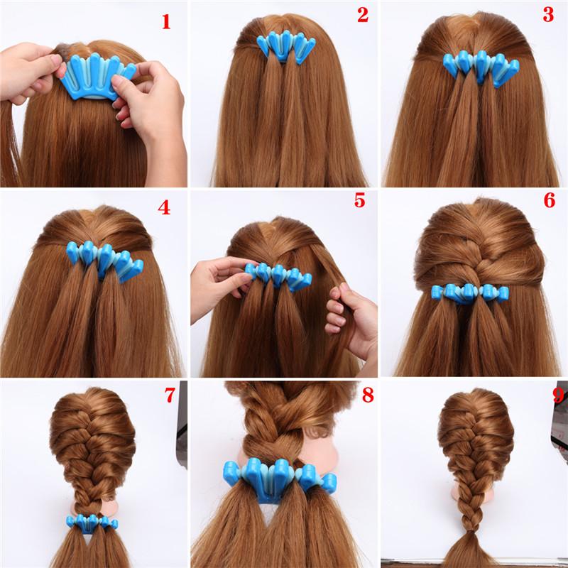 Diy Braided Hairstyles: DIY Styling Hair Tools For Braiding