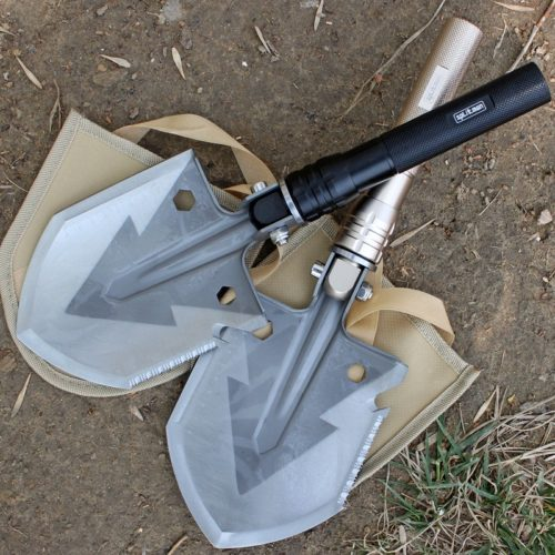 Multifunctional Portable Folding Shovel