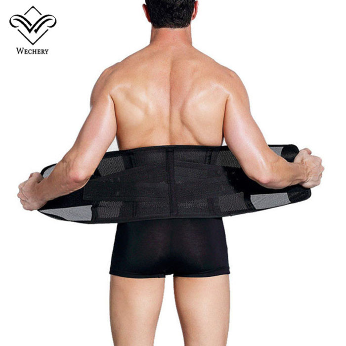 Mens Body Shapewear Girdle Tummy Shaper