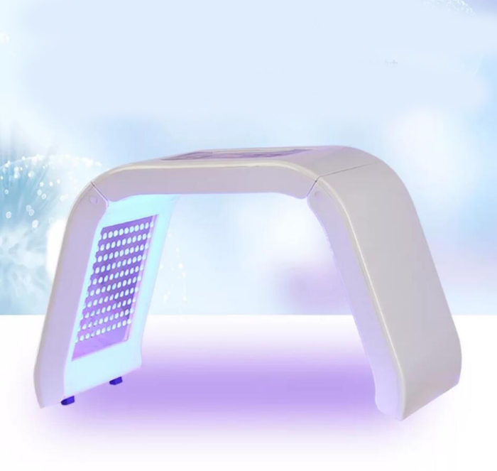 Facial LED Multi-Color Light Therapy Device