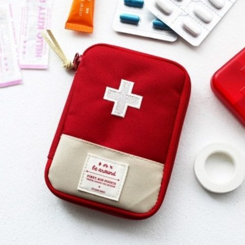 Personal Emergency Medical First Aid Bag