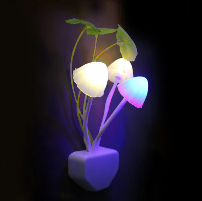 Mushroom Kids Night Light