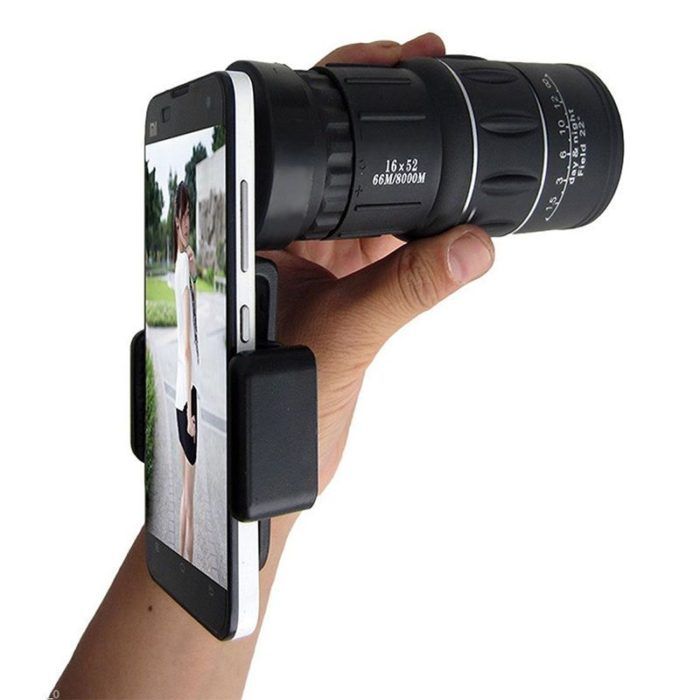 Mobile Phone Monocular